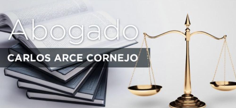 CARLOS S. ARCE CORNEJO