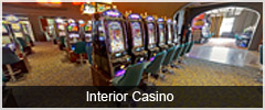 Interior Casino Máquinas