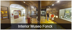 Interior Museo Fonck