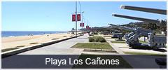 Playa Los Cañones